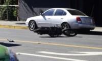 Atmosphere - Los Angeles - 28-08-2014 - Paura per David Beckham: incidente in moto