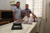 Riccardo figlio, Gianbattista marito, Mariagnese Bellardita - Pontassieve - 29-08-2014 - Adozioni: addio anonimato. Mariagnese ha vinto