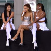 Ariana Grande - Queens - 29-08-2014 - C'è una sexy ballerina d'argento: è Ariana Grande