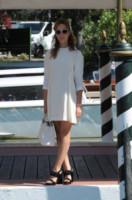 Cristiana Capotondi - Venezia - 29-08-2014 - Quest'autunno, le celebrity vanno… in bianco!