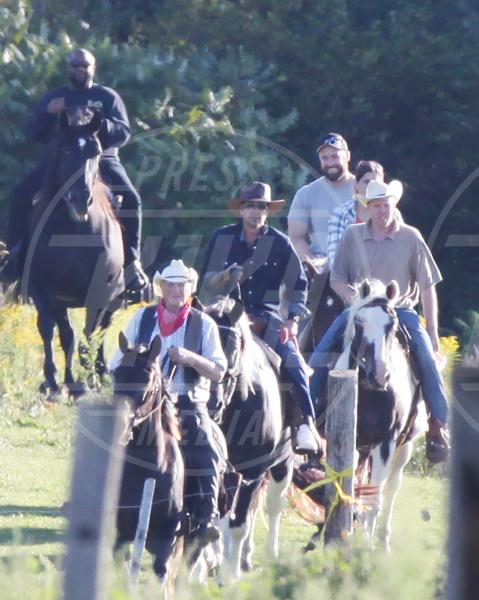 Jeremy Bieber, Selena Gomez, Justin Bieber - Toronto - 28-08-2014 - Justin Bieber: una cavalcata per riconquistare Selena Gomez
