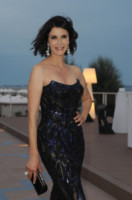Alessandra Martines - Venezia - 31-08-2014 - Brigitte Nielsen, 54 anni col pancione: quante mamme negli anta!