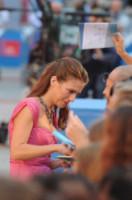 Isabella Ragonese - Venezia - 01-09-2014 - Festival di Venezia: Il Giovane Favoloso si chiama Elio Germano
