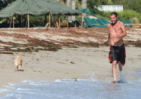 Gavin Rossdale - Los Angeles - 01-09-2014 - Le vacanze delle star sono anche vacanze da cani!