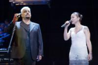 Pino Daniele, Elisa - Verona - 01-09-2014 - Verona: Pino Daniele ripropone con gli amici Nero a metà
