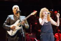 Pino Daniele, Fiorella Mannoia - Verona - 01-09-2014 - Verona: Pino Daniele ripropone con gli amici Nero a metà