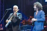 Pino Daniele, Francesco Renga - Verona - 01-09-2014 - Verona: Pino Daniele ripropone con gli amici Nero a metà