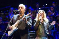 Pino Daniele, Emma Marrone - Verona - 01-09-2014 - Verona: Pino Daniele ripropone con gli amici Nero a metà