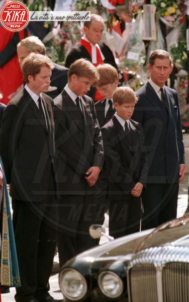 Charles Spencer, Principe William, Principe Harry - 06-09-1997 - Lady Diana, a 22 anni dalla morte una nuova rivelazione