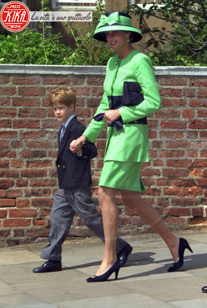 Lady Diana, Principe Harry - Windsor - 06-05-2008 - La triste rivelazione di Harry sul funerale della madre