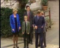 Principe William, Lady Diana, Principe Harry - Windsor - 06-09-1995 - Principe Harry: i 30 anni dello scapolo più ambito al mondo