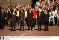 Principe Carlo d'Inghilterra, Charles Spencer, Principe William, Principe Harry - 06-09-1997 - Principe Harry: i 30 anni dello scapolo più ambito al mondo