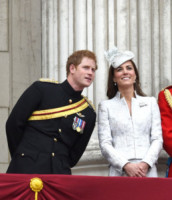 Kate Middleton, Principe Harry - Londra - 14-06-2014 - Harry e Meghan Markle, adesso è ufficiale