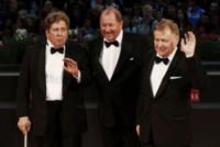 Roy Andersson, Nils Westblom, Holger Andersson - Venezia - 02-09-2014 - La Ragonese incontra il piccione che riflette sull'esistenza
