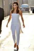 Eva Longoria - Los Angeles - 02-09-2014 - Quest'autunno, le celebrity vanno… in bianco!