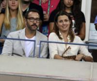 Bridget Moynihan, Jeremy Pivin - New York - 03-09-2014 - Leonardo DiCaprio in incognito agli US Open