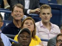 Tom Watson - New York - 03-09-2014 - Leonardo DiCaprio in incognito agli US Open