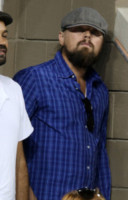 Leonardo DiCaprio - New York - 03-09-2014 - Leonardo DiCaprio in incognito agli US Open