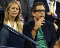 Ben Stiller - New York - 03-09-2014 - Leonardo DiCaprio in incognito agli US Open