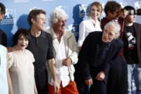 Adriana Asti, Ninetto Davoli, Abel Ferrara, Willem Dafoe - Venezia - 04-09-2014 - Festival di Venezia: Abel Ferrara presenta Pasolini