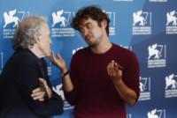 Riccardo Scamarcio, Abel Ferrara - Venezia - 04-09-2014 - Festival di Venezia: Abel Ferrara presenta Pasolini