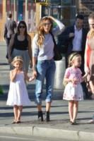 Marion Broderick, Tabitha Broderick, Sarah Jessica Parker - Manhattan - 04-09-2014 - Charlene avrà due gemelli: quante star come lei!
