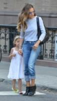 Marion Broderick, Sarah Jessica Parker - Manhattan - 04-09-2014 - Il jeans, capo passepartout, è il must dell'autunno