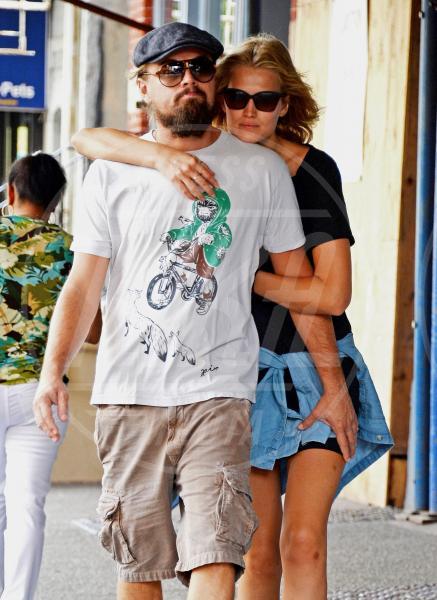 Toni Garrn, Leonardo DiCaprio - New York - 03-09-2014 - Kelly Rohrbach: un'altra bionda per Leonardo DiCaprio