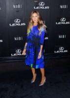Sarah Jessica Parker - New York - 04-09-2014 - Accendi l'autunno con il blu elettrico!