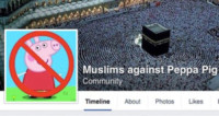 "Zayn Sheikh, Muslims against Peppa - Leeds - 05-09-2014 - ""Muslims against Peppa Pig"": un padre lancia una petizione"