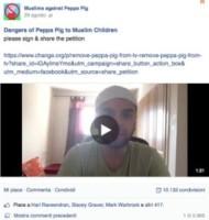 """Muslims against Peppa, Peppa Pig - 05-09-2014 - """"Muslims against Peppa Pig"""": un padre lancia una petizione"""