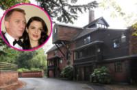 Blackdown Mill, Daniel Craig, Rachel Weisz - Warwickshire - 05-09-2014 - Daniel Craig e Rachel Weisz: due cuori e un cottage in campagna