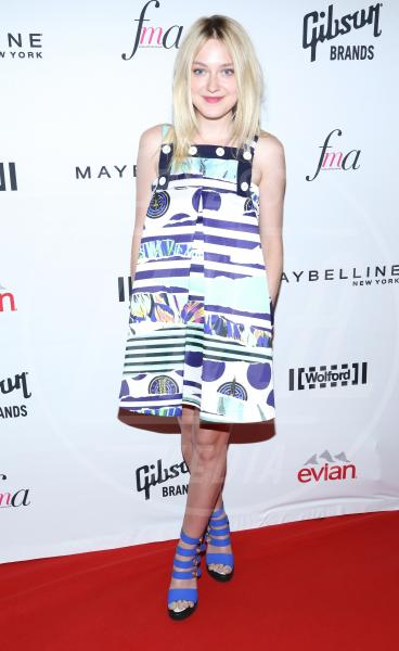 "Dakota Fanning - New York - 05-09-2014 - Hollywood under 25: le ""it-girl"" del cinema americano"