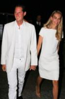 John Elkann, Lavinia Borromeo - Forte dei Marmi - 06-09-2014 - Quest'autunno, le celebrity vanno… in bianco!