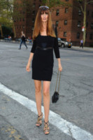 Carol Alt - New York - 05-09-2014 - Un classico intramontabile: il little black dress