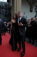 Amal Alamuddin, George Clooney - Firenze - 07-09-2014 - George Clooney papà: tutte le ex fidanzate