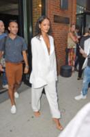 Rihanna - New York - 07-09-2014 - Quest'autunno, le celebrity vanno… in bianco!