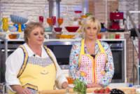 Alessandra Spisni, Antonella Clerici - Roma - 08-09-2014 - Rita Dalla Chiesa, new entry della Prova del cuoco