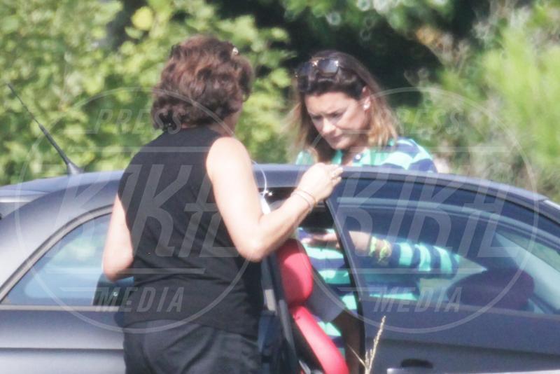 Jitka Seredova, Alena Seredova - Torino - 08-09-2014 - Alena Seredova: che bello il mestiere di mamma