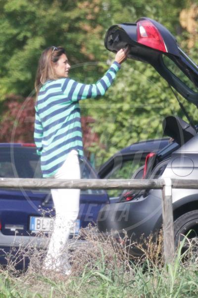 Alena Seredova - Torino - 08-09-2014 - Alena Seredova: che bello il mestiere di mamma