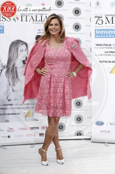 Simona Ventura - Milano - 09-09-2014 - Simona Ventura - Stefano Bettarini: la foto che non ti aspetti
