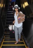 Eva Longoria - Los Angeles - 09-09-2014 - In carrozza! Anche il viaggio ha il suo dress code