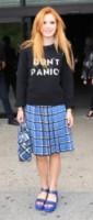Bella Thorne - New York - 09-09-2014 - Anche in autunno, lo stile scozzese non passa mai di moda