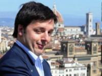 Matteo Renzi - Firenze - Le mille facce buffe di Matteo Renzi