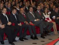 Emilio Botin - Madrid - 12-02-2013 - Morto a Madrid Emilio Botin, banchiere e sponsor della Ferrari