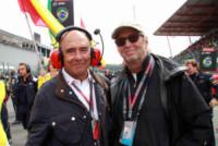 Emilio Botin, Eric Clapton - 28-08-2011 - Morto a Madrid Emilio Botin, banchiere e sponsor della Ferrari