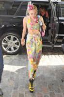 Miley Cyrus - New York - 10-09-2014 - Un pugno nell'occhio: quella caramella di Miley Cyrus!