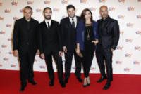 Maria Pia Calzone, Marco D'Amore - Cast Gomorra - Milano - 10-09-2014 - Gomorra 4, ciak si gira! Ma Ciro l'Immortale è morto davvero?
