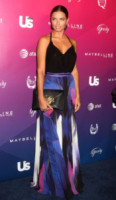Adriana Lima - New York - 10-09-2014 - Vade retro abito! Adriana Lima è una bellezza al bacio!