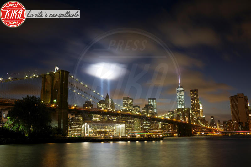 Twin Towers, Tribute Lights, Torri gemelle - New York - 11-09-2014 - 11 settembre: tredici anni fa l'attacco alle Torri Gemelle